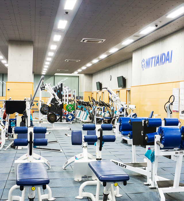 TOTAL Workout NITTAIDAI Personal Training / Conditioning Laboratory