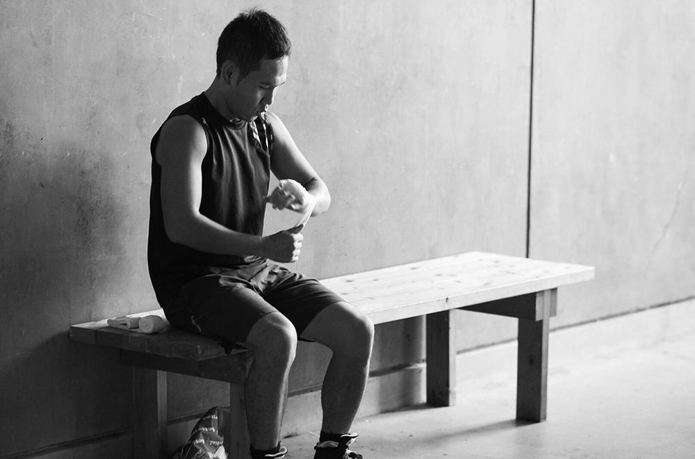 高山勝成選手 - TRAINING COMPLEX - TOTAL Workout