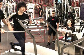 フェンシング 日本を代表する宮脇花綸選手、2020年へ向けたトレーニング!