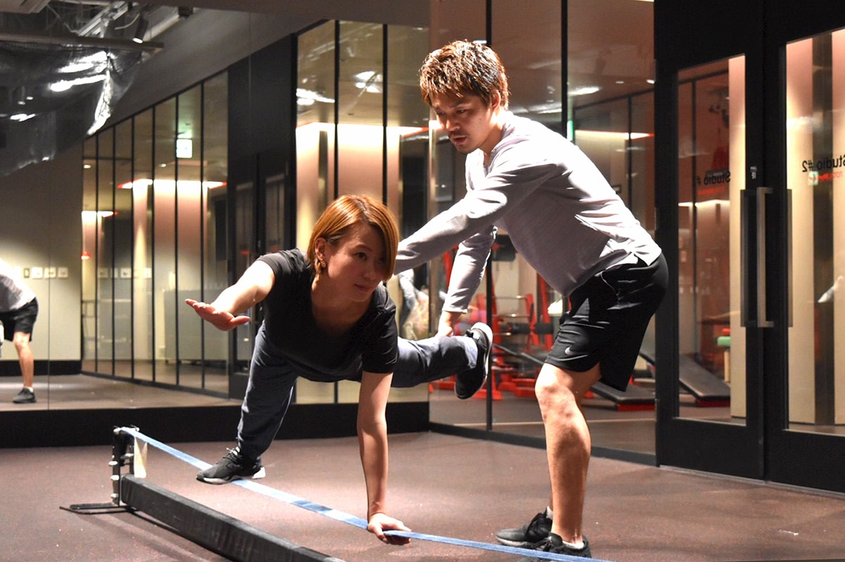 Balance Up Fitness