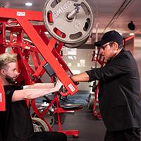 TOTAL Workout トータル・ワークアウト ヒストリー