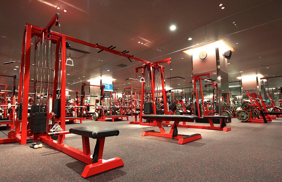 トータル・ワークアウト 福岡|ジム・フィットネスクラブのTOTAL Workout