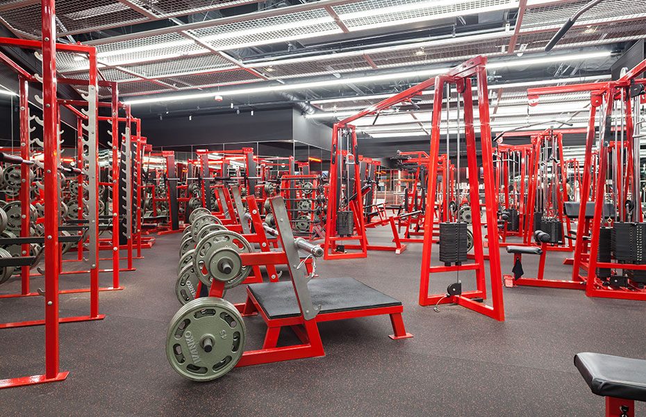 >トータル・ワークアウト 六本木ヒルズ|ジム・フィットネスクラブのTOTAL Workout
