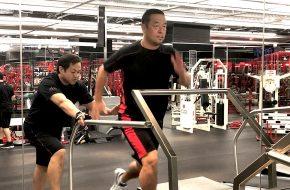 平成唯一の三冠王 松中信彦氏、GM兼総監督に就任!自身のトレーニングも強化! - TRAINING COMPLEX - TOTAL Workout