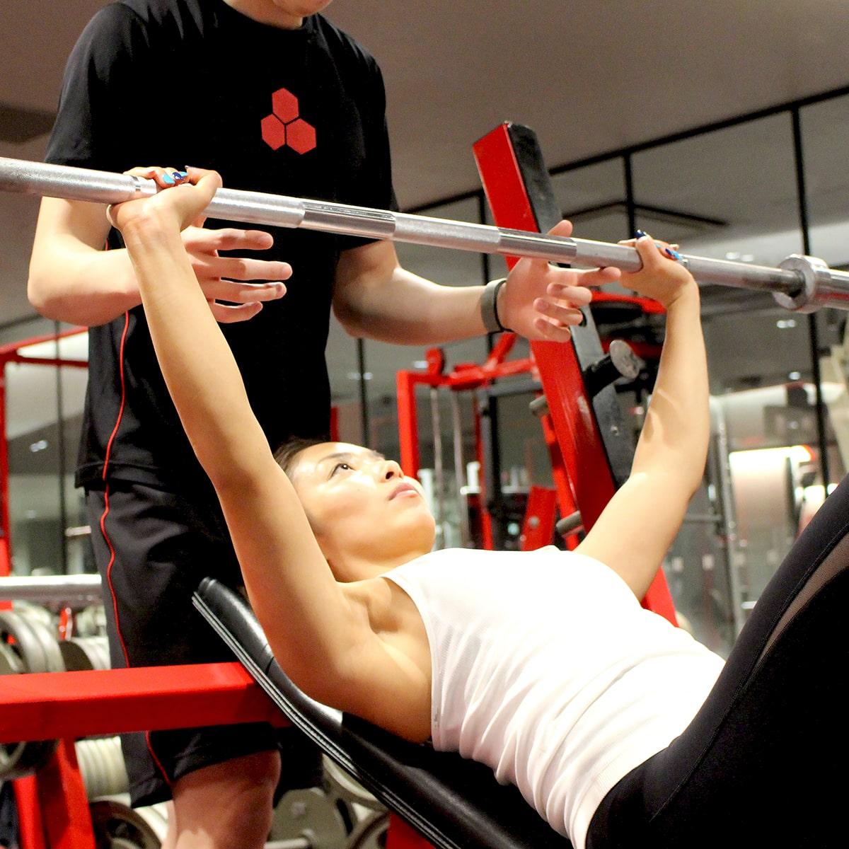 WEIGHT TRAINING ウエイトトレーニング